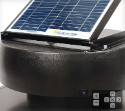 Solar Powered Attic Fan 9912TR